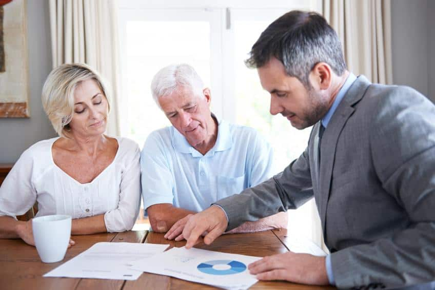 Did any of these Firms advise you on a Pension or Financial Product?